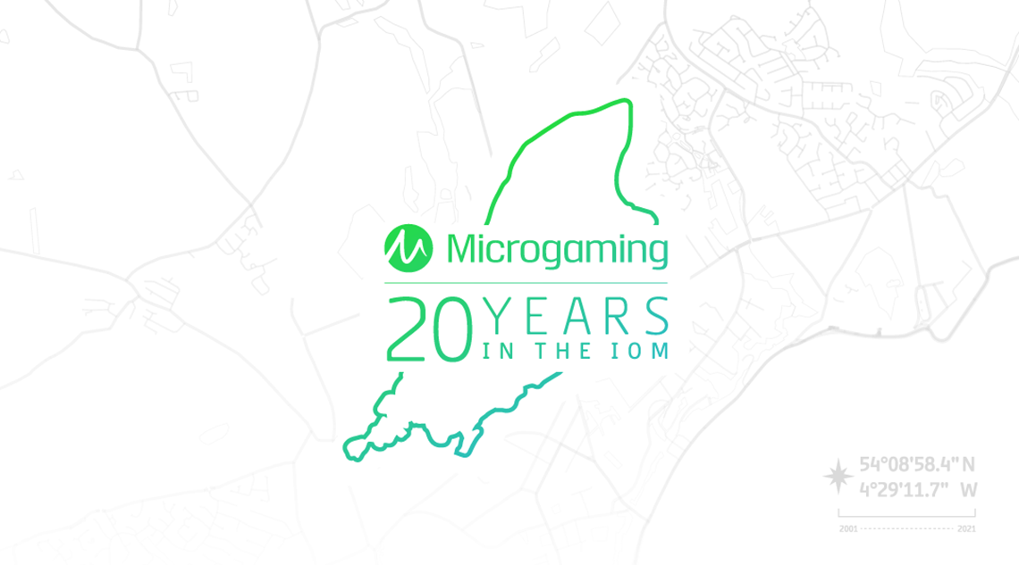 Microgaming 20 years on the Isle of Man